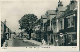 UNITED KINGDOM / ROYAUME - UNI - Kenilworth : Warwick Road - Angleterre
