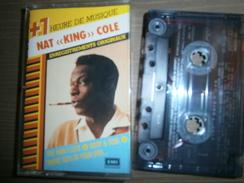 CASSETTE AUDIO  NAT  KING  COLE - Audiokassetten