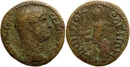 [H] +++ AE20 -- HADRIAN --  PHILIPPOPOLIS In Thracia -- ARES -- RARE!! +++ - Römische Münzen