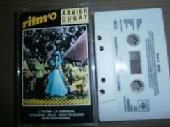 CASSETTE AUDIO  RITM'O  XAVIER CUGAT - Audiokassetten