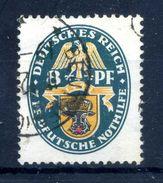 1928 WEIMAR N.417 USATO - Allemagne
