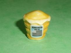 Fèves / Autres / Divers / Alimentation : Beurre , Breton Demi-sel  T125 - Fèves