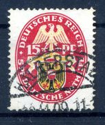 1929 WEIMAR N.423 USATO - Allemagne