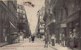 PARIS 11eme - Rue Du Chemin Vert, Prise De La Rue Popincourt - Distretto: 11