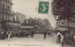 PARIS 11eme - Rue De La Roquette à La Place Voltaire - Distretto: 11