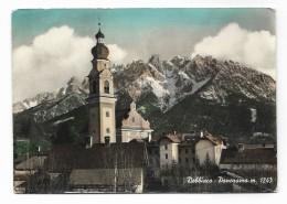 DOBBIACO PANORAMA  VIAGGIATA  FG - Bolzano (Bozen)