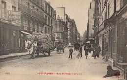 PARIS 11eme - Rue Saint Maur - Distretto: 11