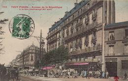 PARIS 11eme - Avenue De La République à La Rue Oberkampf - Distretto: 11