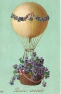 Bonne Année - 1910 - Neujahr