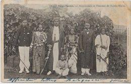CPA Comores Anjouan Circulé Madagascar Diégo Suarez - Comores