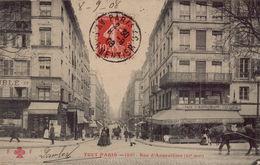 PARIS 11eme - Rue D'Angoulême - Distretto: 11