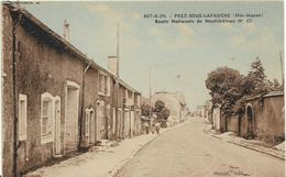 JP ~ 52 ~ PREZ S / S  LAFAUCHE   Route Nationale De NEUFCHATEAU . - Autres Communes