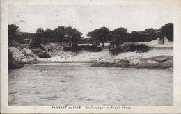 13)  SAUSSET  Les  PINS  - La Calanque Du Four à Chaux - France