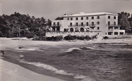 HOTEL SON MOLL, CALARRATJADA, MALLORCA, ESPAÑA/SPAIN/L'ESPAGNE. CIRCA 1950's TBE - BLEUP - Hotel's & Restaurants