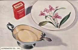 BERCY SAUCE. AJINOMOTO CO., INC. CIRCA 1960's TBE - BLEUP - Recepten (kook)