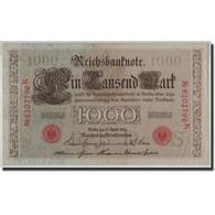 Allemagne, 1000 Mark, 1910, KM:44b, 1910-04-21, TB+ - [ 2] 1871-1918 : German Empire