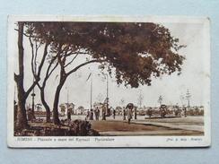 Rimini 105 Animata 1930 Editore Comitato Di Cure - Rimini