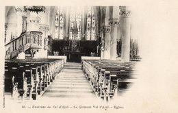 88   LE  GIRMONT  VAL D'AJOL       église - France