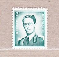 1958 Nr 1066P3** Zonder Scharnier, Koning Boudewijn,type Marchand.Fosforescerend Papier. - 1953-1972 Lunettes