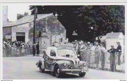CARTE POSTALE - Renault 4cv La Redoute TDF 1950 - Tour De France - Format 10X15 CM NEUF - Ansichtskarten