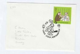 2003 Crick GB FDC GENOME GENETICS With SPECIAL Pmk PREHISTORIC MAN , Cover Health Medicine Monkey Stamps Prehistory - Preistoria