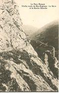 SAINTE-ENGRACE -  Vieille Route - Le Gave Et La Roche Blanche - Vierge - Tbe - Andere Gemeenten