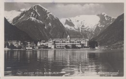 Norvège - Norway - Balholmen - Kvikne Hotel - Noruega