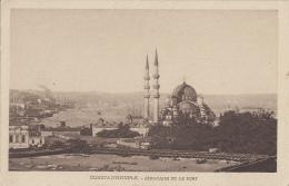 Turquie - Constantinople - Mosquée Jéni-Djami Et Le Port - Turchia
