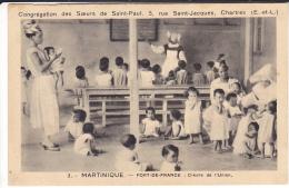 CONGREGATION DES SOEURS DE SAINT PAUL  CRECHE DE L'UNION     (EDIT  SOEURS DE ST PAUL ) - Fort De France