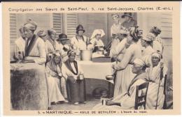 CONGREGATION DES SOEURS DE SAINT PAUL  L'HEURE DU REPAS     (EDIT  SOEURS DE ST PAUL ) - Fort De France