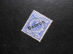 D.R.4  20Pf  Deutsche Kolonien (Samoa)  1900   Mi 34,00 € - Colony: Samoa