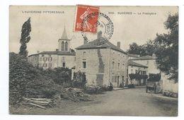 63/ PUY De DOME... SUGERES. Le Presbytère - Francia