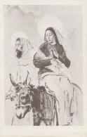 Images Religieuses - Chine - China - Religion Missions - Fuite En Egypte Joseph Marie Chinois - Devotion Images