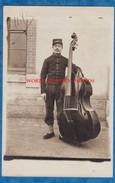CPA Photo - TOUL - Portrait D'un Militaire Du 146e Régiment , Musicien Violoncelliste / Violoncelle - 1910 - Militaria