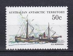 """Antarctique - AAT - Territoire Australien - Navire Polaire """"NORVEGIA"""" - Territoire Antarctique Australien (AAT)"""