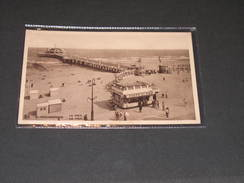 BLANKENBERGHE - LE PIER Avec Magasin PHOTO DU PIER - POSTEE 1936 - Blankenberge