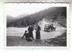 1958 - Saou (Drôme) - La Forêt - Sur Les Montagnes 1800 M - Photo Amateur Annotée Et Millésimée Au Dos - FRANCO DE PORT - Lieux