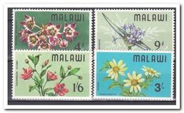 Malawi 1968, Postfris MNH, Flowers - Malawi (1964-...)