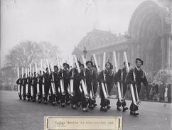PARIS / REMISE DE DECORATIONS AUX CRS  / PHOTO VERITABLE KEYSTONE ANNEES 40.50 - Métiers