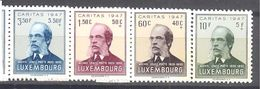 Luxembourg : Yvert N°402/405**; MNH; La Serie Compléte - Luxembourg