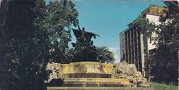 MONUMENTO FUENTE ALEMANA, PARQUE FORESTAL, SANTIAGO, CHILE. CIRCA 1960's TBE - BLEUP - Chili