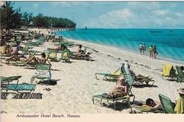 AMBASSADOR HOTEAL BEACH, NASSAU, BAHAMAS. CIRCA 1970's TBE - BLEUP - Hotel's & Restaurants
