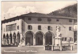 229 - MONSUMMANO PISTOIA PIAZZA DELL'OSTERIA ANIMATA 1968 - Pistoia