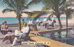HOTEL AVILA CURCAO N. A.. CIRCA 1950's TBE - BLEUP - Hotel's & Restaurants