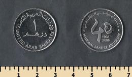 United Arab Emirates 1 Dirham 2008 - Emirats Arabes Unis