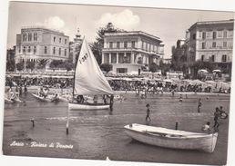 233 - ANZIO ROMA RIVIERA DI PONENTE ANIMATA 1964 - Italia