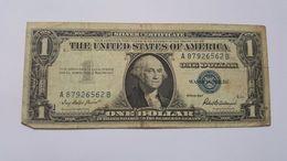 STATI UNITI 1 SILVER DOLLARO 1957 - Silver Certificates (1928-1957)