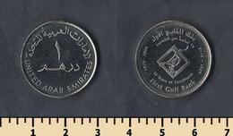 United Arab Emirates 1 Dirham 2004 - Emirats Arabes Unis