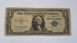 STATI UNITI 1 SILVER DOLLARO 1935 - Silver Certificates (1928-1957)