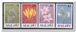 Malawi 1993, Postfris MNH, Flowers - Malawi (1964-...)